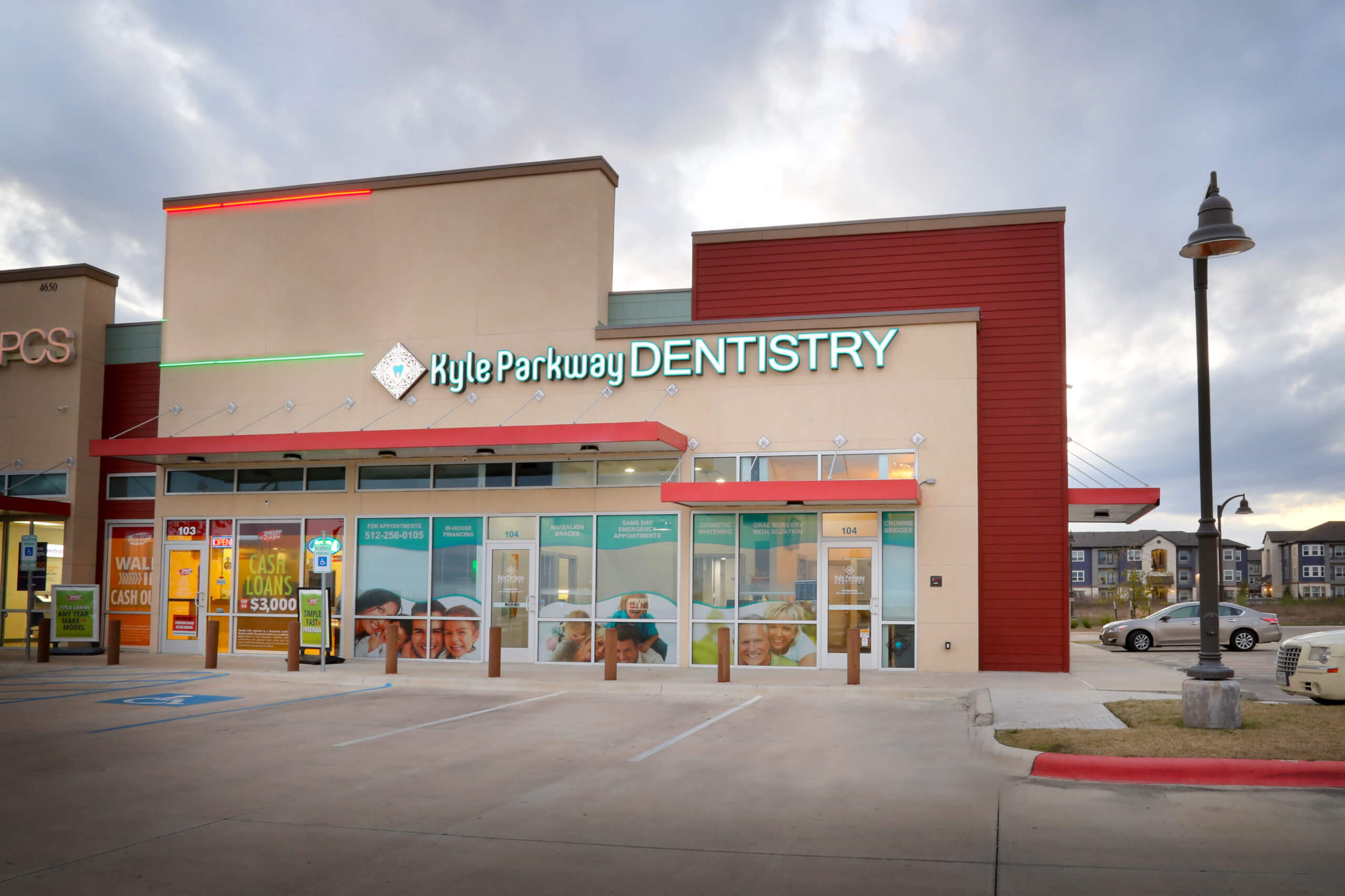 Kyle dentists